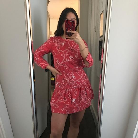 Current/Elliott Bandana Dress